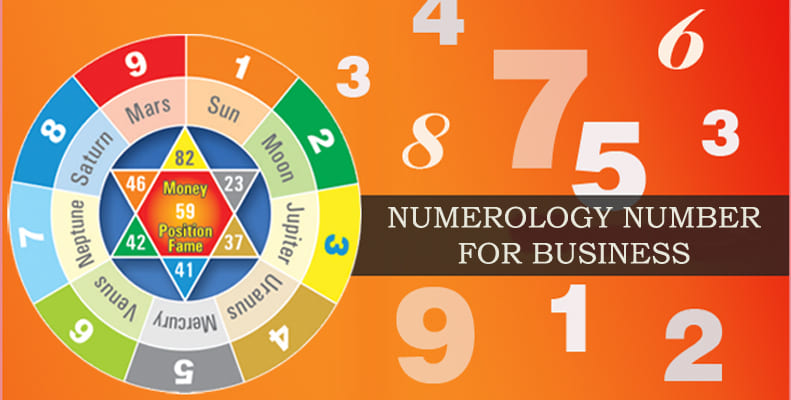 Numerology number for Business
