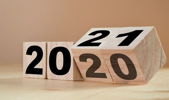 According to Numerology, what will happen in 2021?